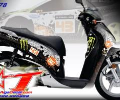 SH 150 - TEM DG-MONSTER