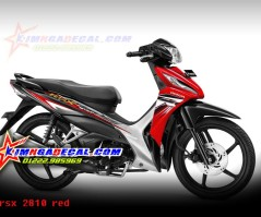 TEM WAVE RSX 2810 RED