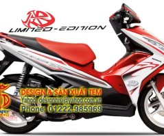 air blade 2013 - limited edition
