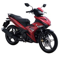 Tem exciter 150 Rc red
