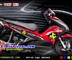 AIR BLADE 125 - 1107 RED