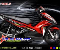 AIR BLADE 125 - 1307 F
