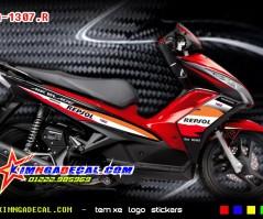 AIR BLADE 125 - 1307 R