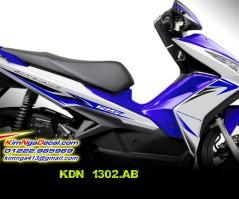 TEM AIR BLADE 2013 - 1302 BLUE WHITE
