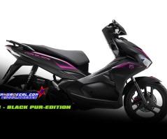 AIR BLADE BLACK PUR- EDITION