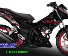 Tem sonic 150r Kabuki