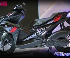 nvx 155 - aerox black