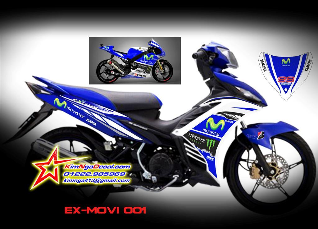 TEM XE EXCITER GP 2014 TEM - MOVISTAR 001